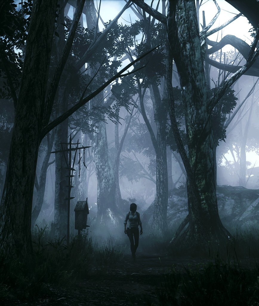 Flawless widescreen evil within
