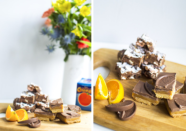 chocolate orange recipes