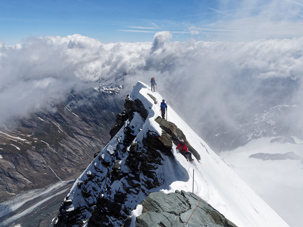2017.06 - Grossglockner, Alps, High Tauern, Austria