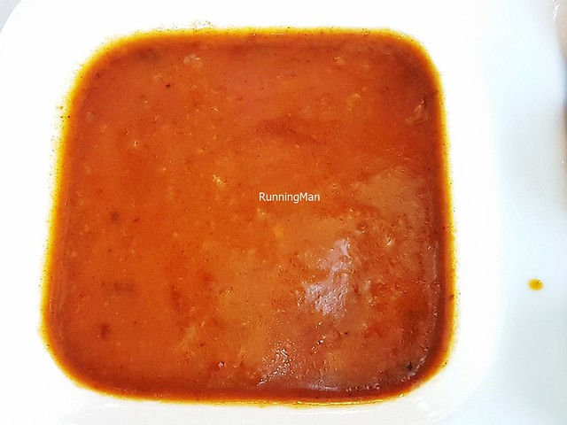 Barbecue Sambal Sauce