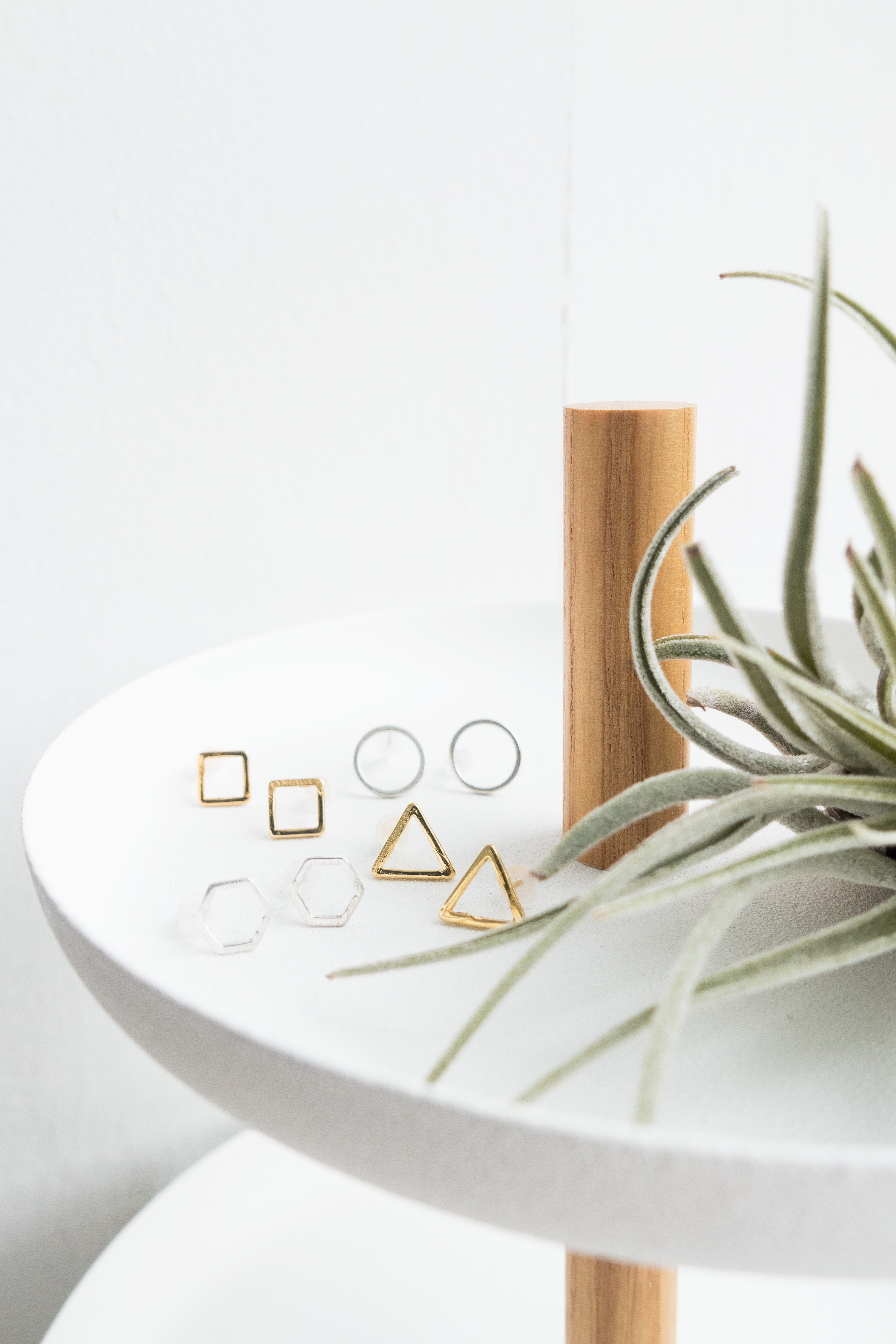 Introducing: Geometric Earrings