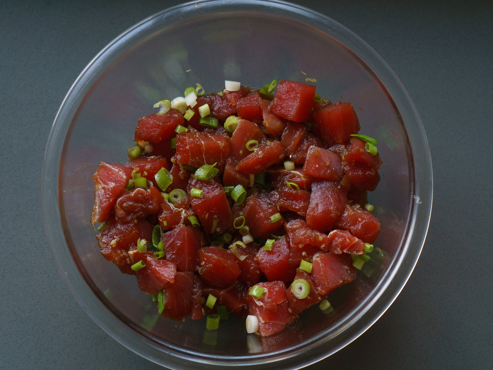 Poke in a Bowl