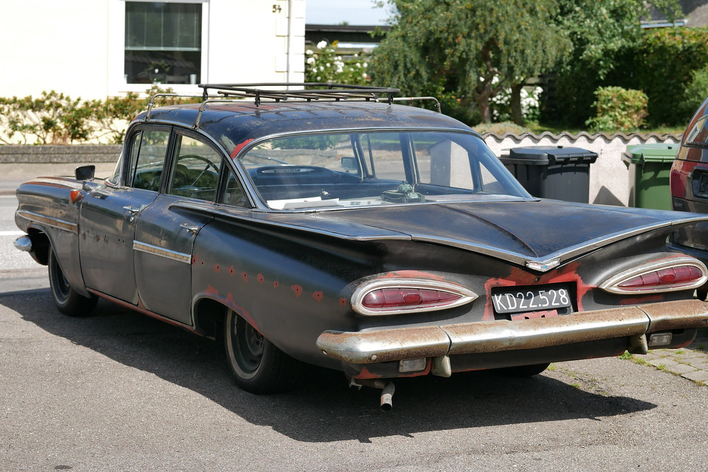 Chevrolet Bel Air >> Originaler Chevrolet Bel Air 1959 der Olsenbande   Sammlung …   Flickr