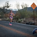 Run with the Roosters Kinney Road 5 Miler at Old Tucson