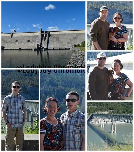 Libby Dam Koocanusa Bridge