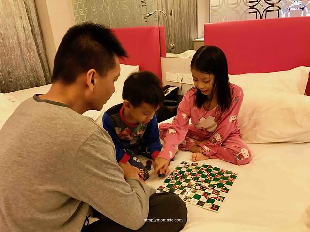 Village Hotel Katong Family Room