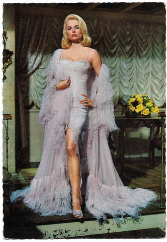 Martha Hyer in The Carpetbaggers (1964)