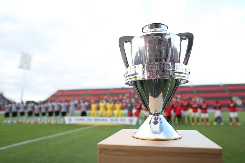 Final da Copa do Brasil Sub-20: Flamengo x Atlético-MG - 16/06/2017