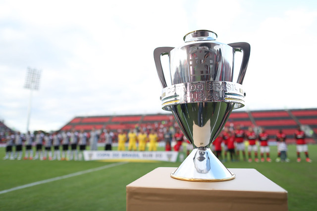 Final da Copa do Brasil Sub-20 Flamengo x Atlético Mineiro. Lucas Figueiredo/CBF