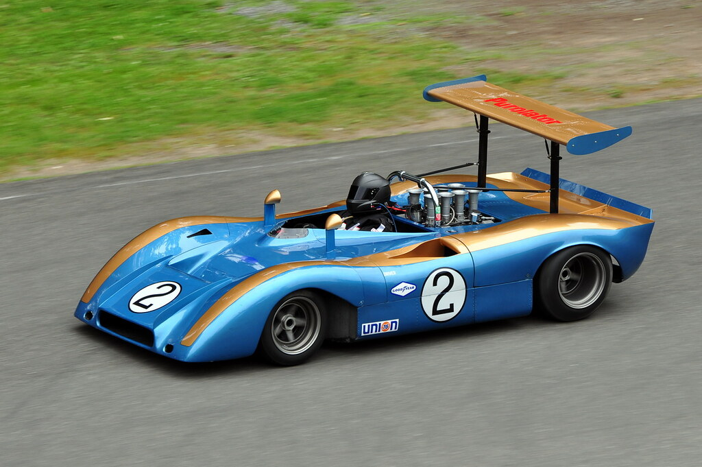 Can Am Car >> 1969 Alan Mann Holman Moody Ford Can Am Car | Tom Cantrell t… | Flickr