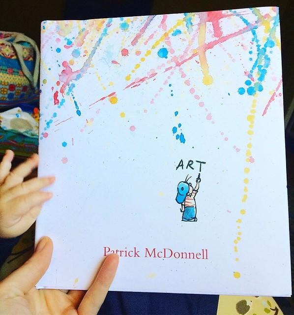 New book! 🎨