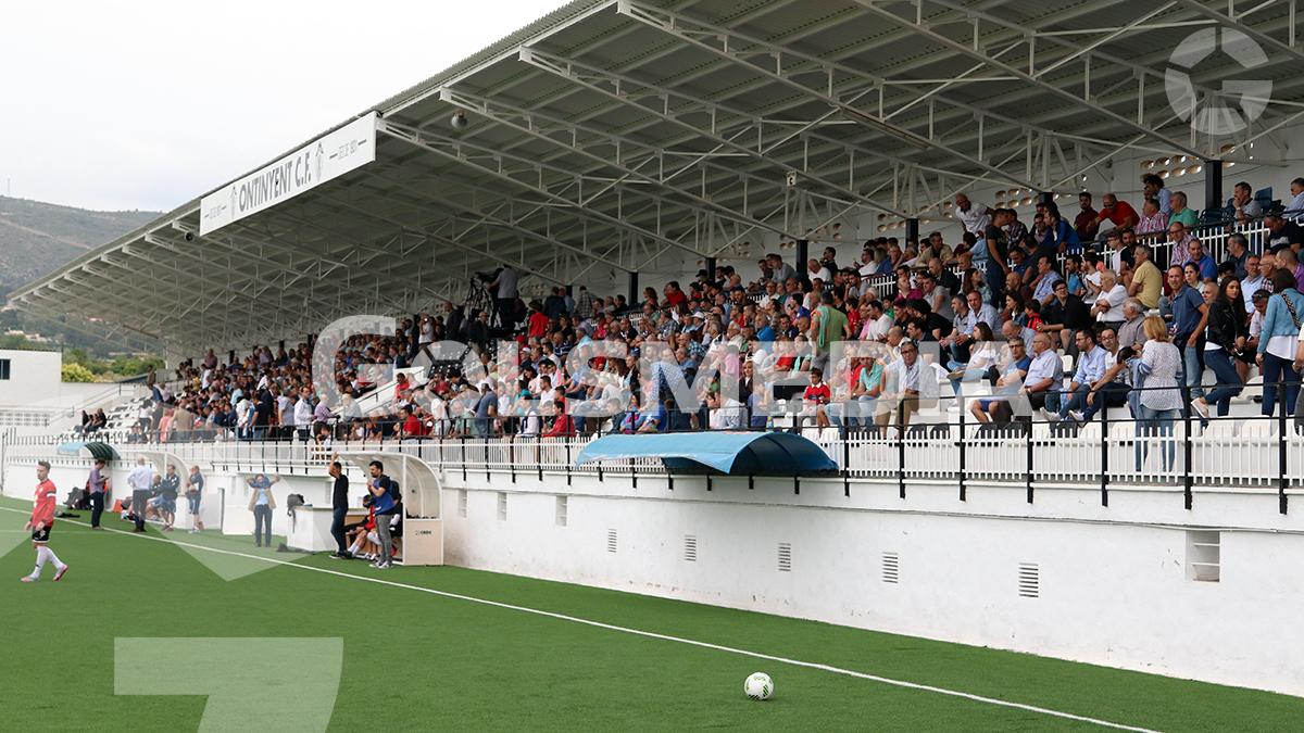 Ontinyent CF - Arcos CF (Jaume Ramis)