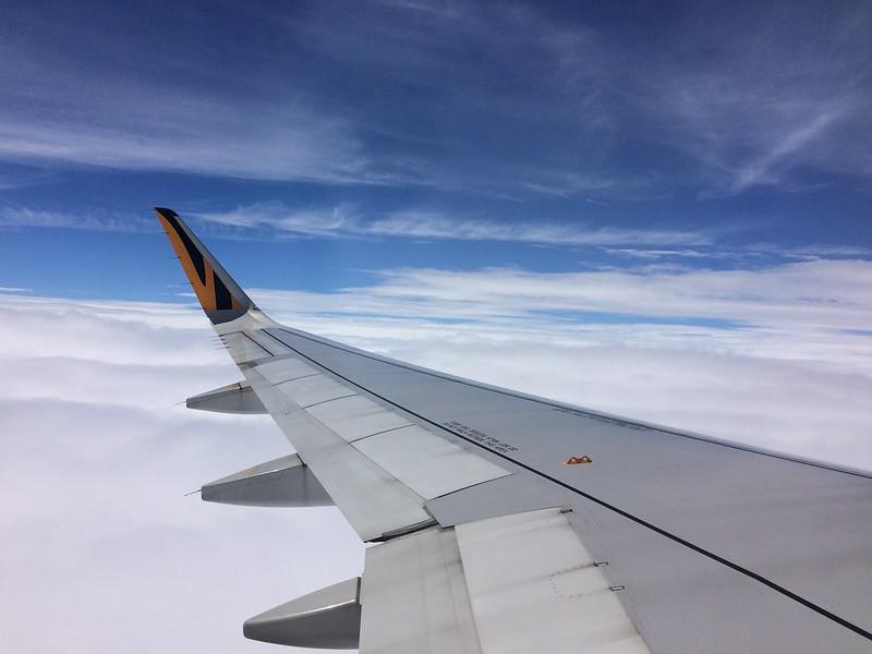 天空-虎航