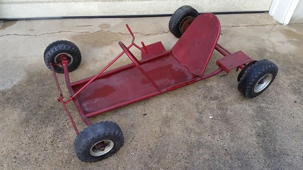Vintage Karting Forum - Craigslist Find