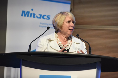 2017 Mitacs Entrepreneur Awards / Prix des entrepreneurs Mitacs