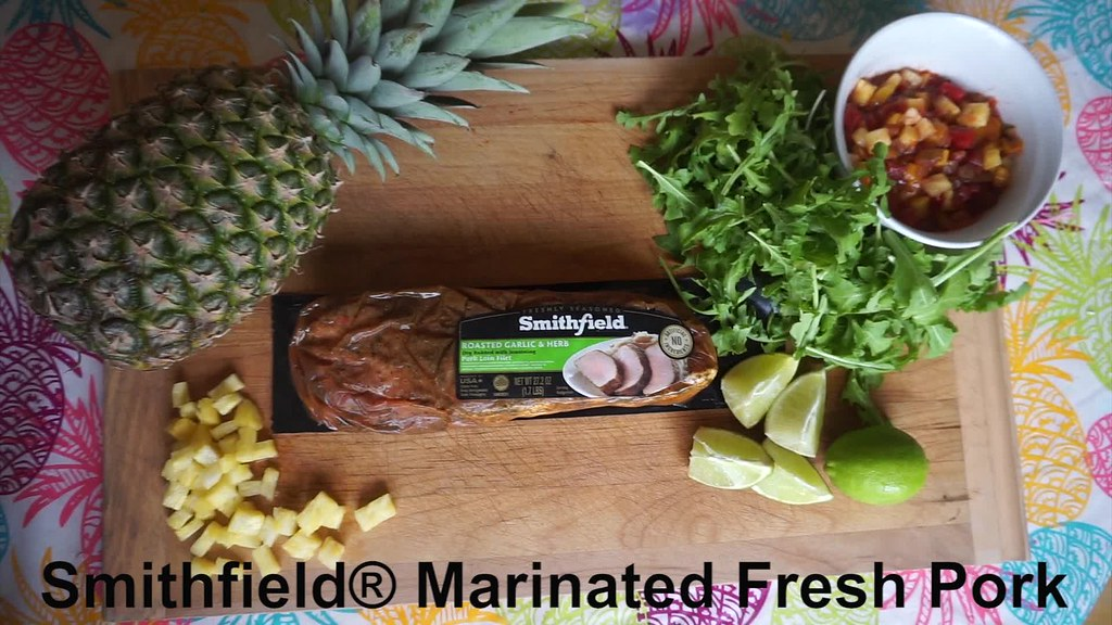 Smithfield Marinated Fresh Pork