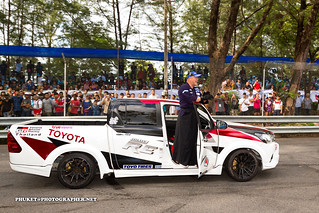 Race at Toyota Fast Fun Fest at Phuket. 10-11 June, 2017 | by forum.linvoyage.com
