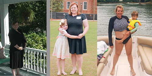 20 weeks pregnancy comparison | by natalie @ our old southern house
