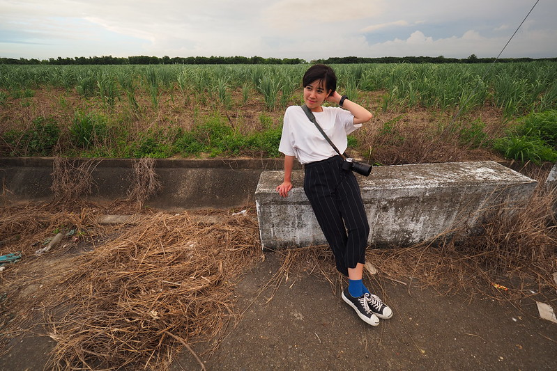 Portrait 人像|Wide-angle lens