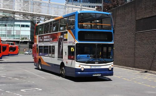 Stagecoach South 18184 MX54LPK