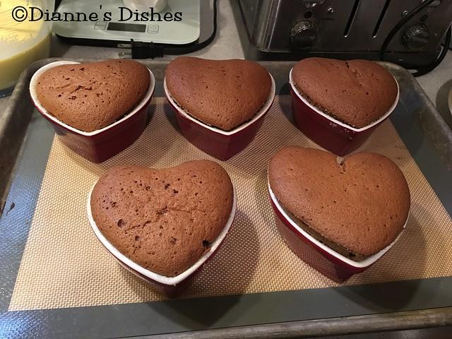 Chocolate Soufflés