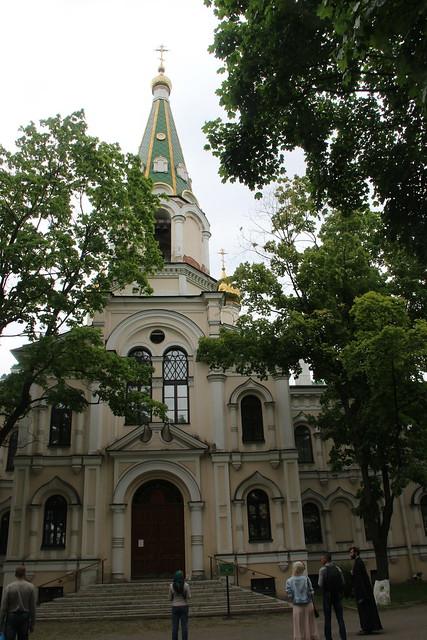 Экскурсия Кинонии в Новодевичий монастырь