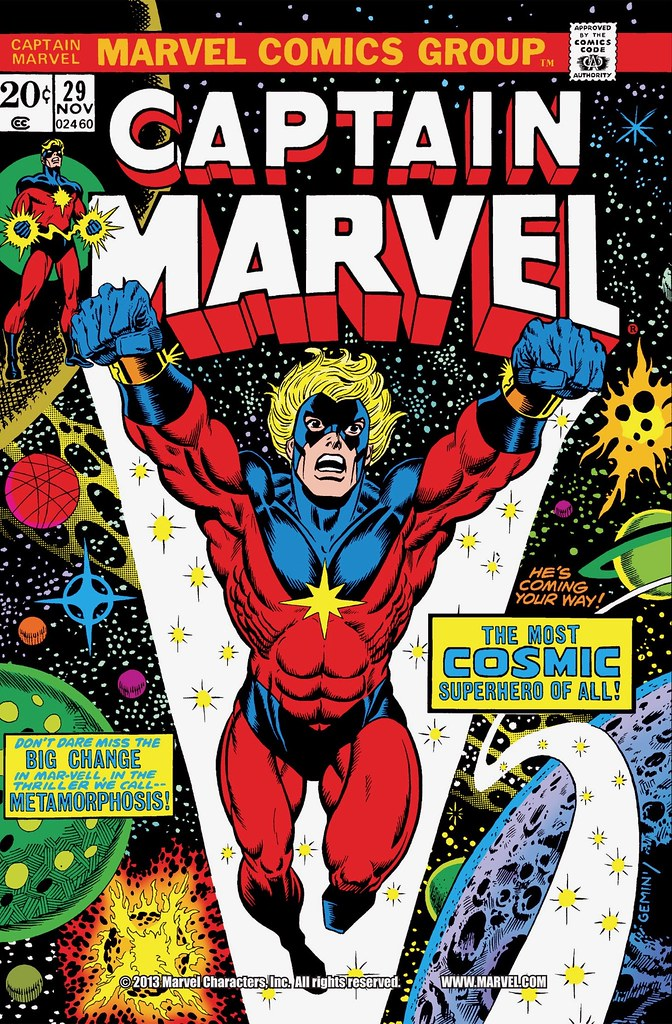 Captain Marvel 29