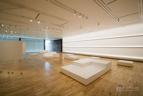 Space 4 in Toyama Prefectural Museum of Art & Design (富山県美術館)