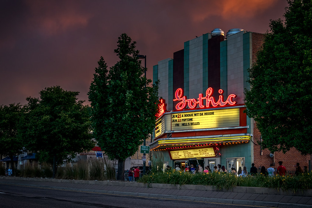 Gothic Theatre, Denver