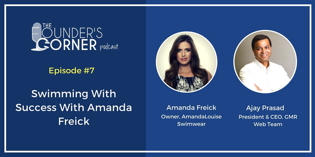 Swimming with Success with Amanda Freick