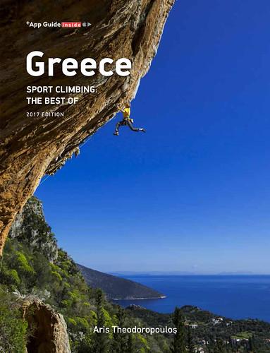 Ο (ελληνικής καταγωγής) Alexandros Megos, ένας από τους κορυφαίους σήμερα αναρριχητές στον κόσμο, ίπταται στη διαδρομή Νερόμυλος 8c, στο υπέροχο Κυπαρίσσι, ένα από τα ομορφότερα χωριά της Ελλάδας -  Φωτ. Άρης Θεοδωρόπουλος