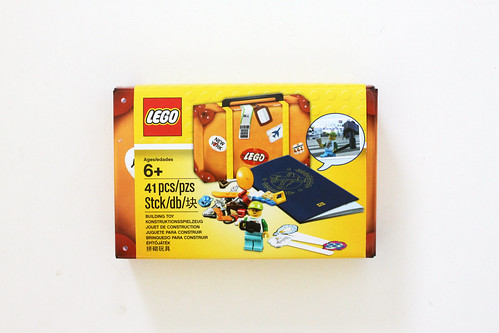LEGO Minifigure Travel Pack (5004932)