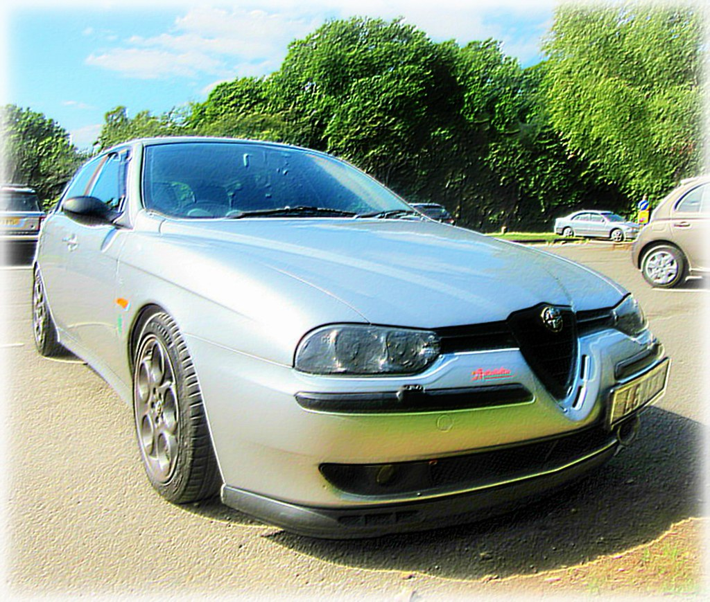 2003 Alfa Romeo 156 2.5 V6 24v 'Sportswagon'