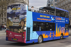 Volvo B9TL MCV - BU14 EHP - 120 -  GoldenTours Grayline - London 2017 - Steven Gray - IMG_8755