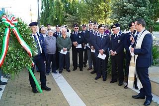 Noicattaro. Commemorazione Capitano di Vascello Giuseppe Porcelli front