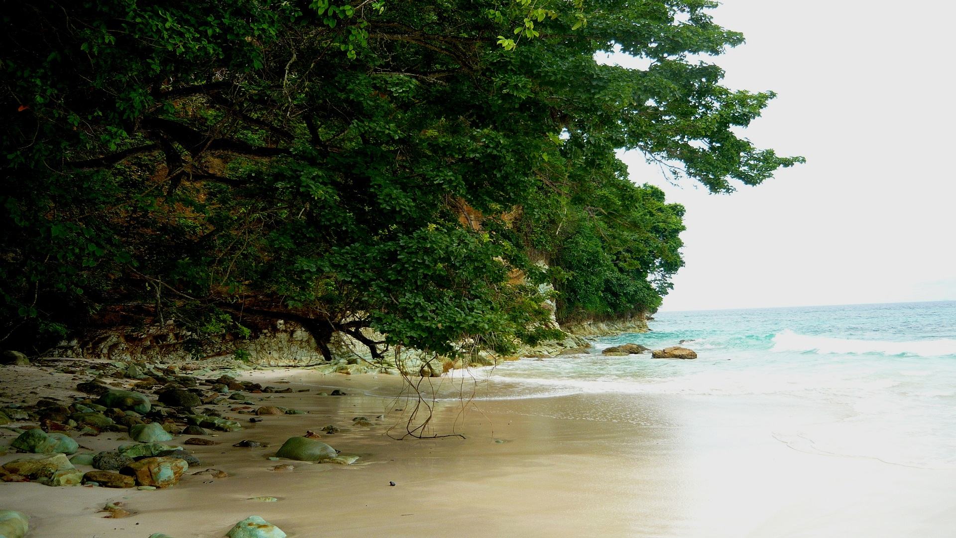 best beaches Panama