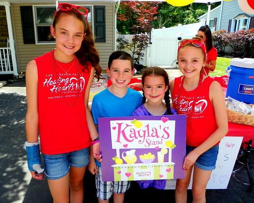 Kayla's Lemonade Stand!