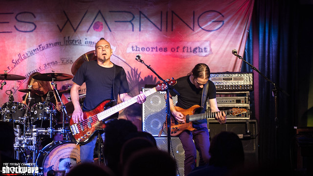 Fates Warning @ Rams Head On Stage