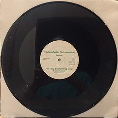 MCFADDEN & WHITEHEAD:AIN'T NO STOPPIN' US NOW(PHILLIES VERSION)(RECORD SIDE-B)