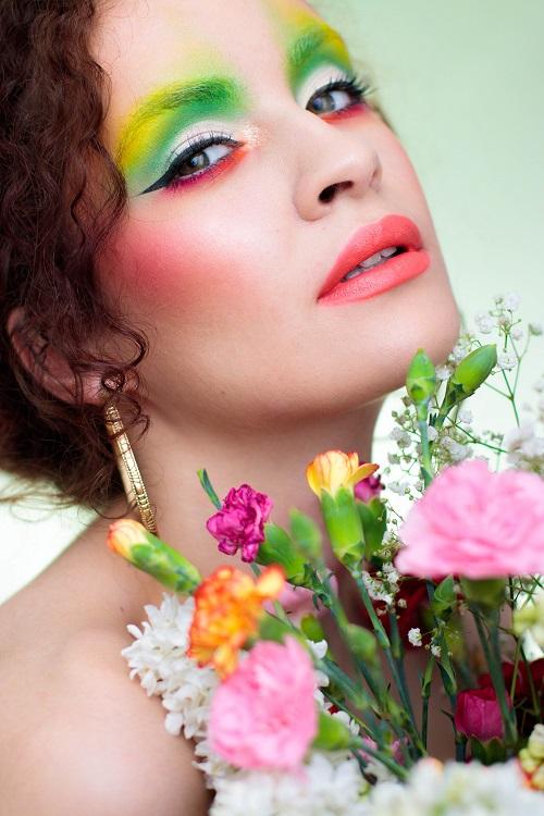 Pauuulette Maquillage Fée Gaïa