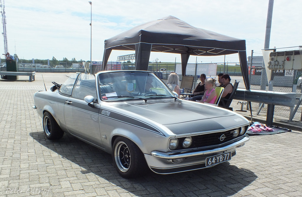 1975 opel manta a gt e cabrio harc festival. Black Bedroom Furniture Sets. Home Design Ideas