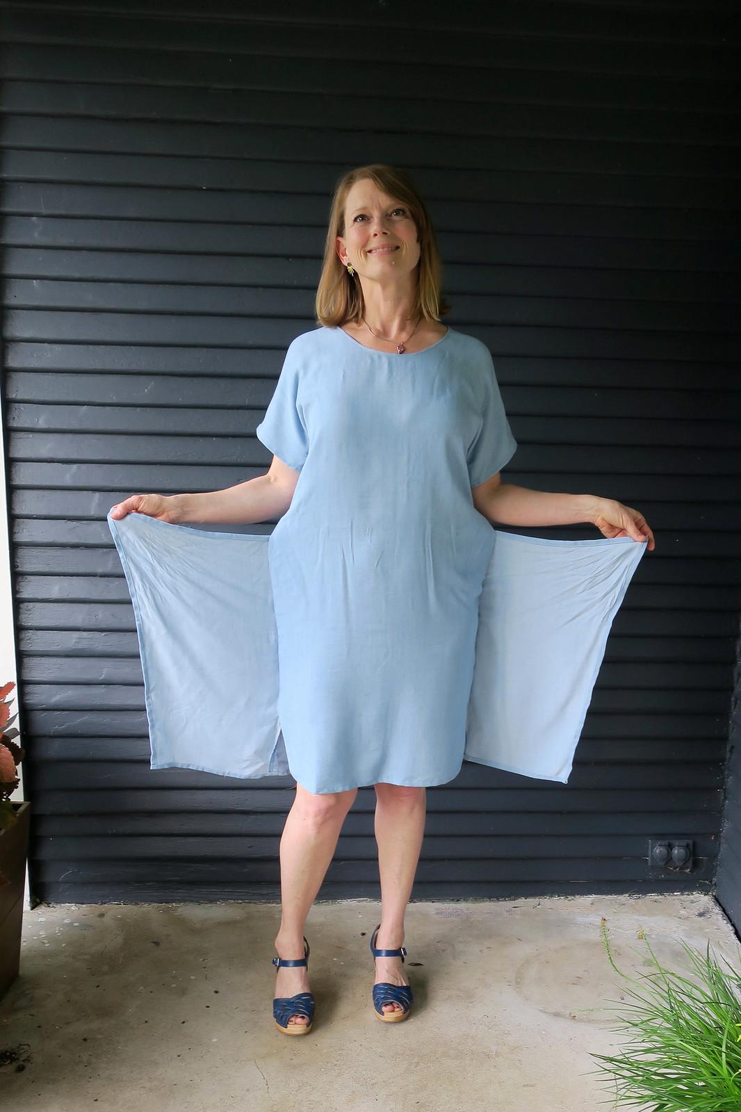 Charlotte Kan Tie Dress