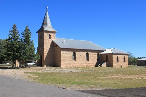 San Juan de Bautista Catholic Church, Duran, NM
