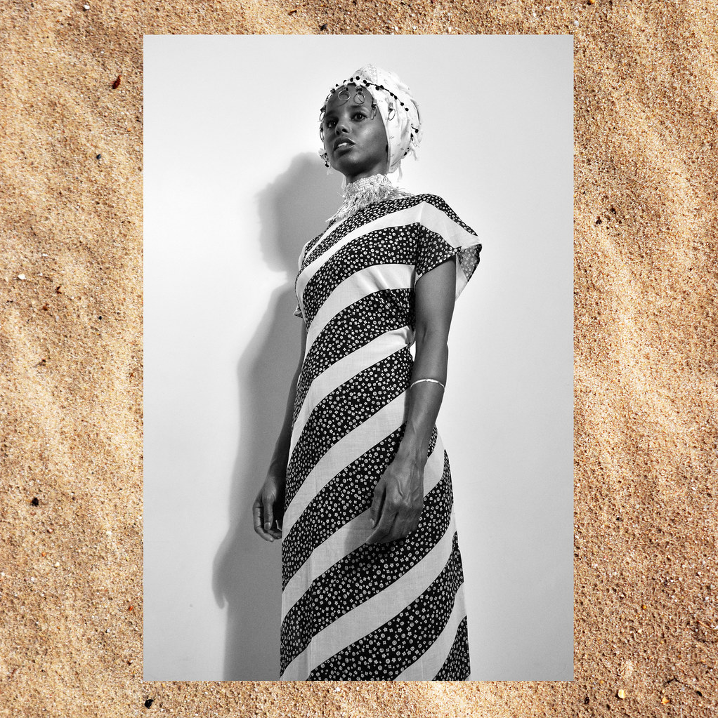 The white series 2 the african queen by davey van lienden