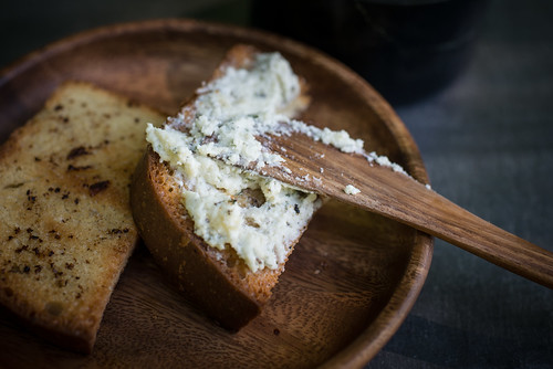Homemade Boursin Cheese | by goingslowly