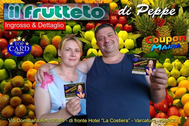 IL FRUTTETO di Peppe - Via Domitiana km,100,84 - Giugliano - NAPOLI