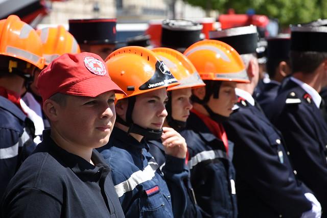 Journée nationale des sapeurs-pompiers 2017