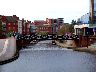 Worcester and Birmingham Canal 09.JPG | by worldtravelimages.net