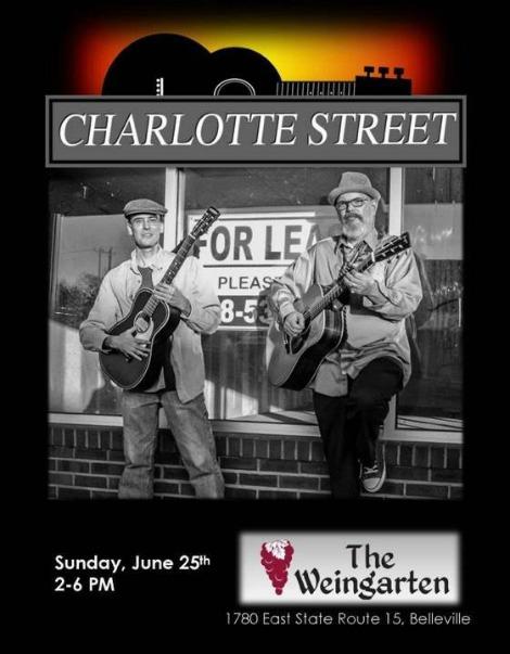 Charlotte Street 6-25-17
