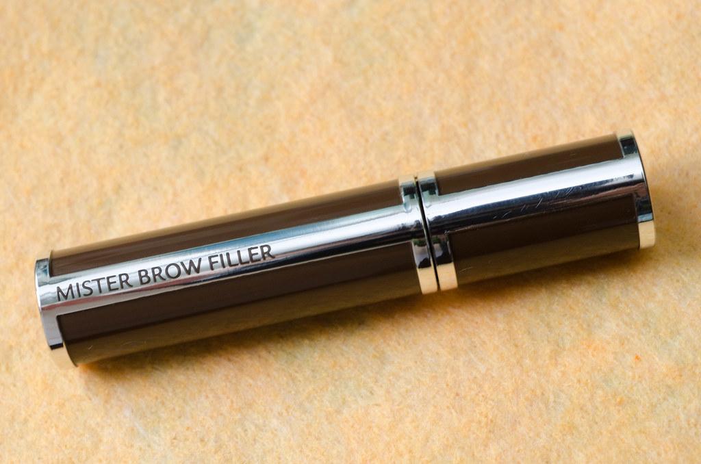 тушь для бровей Givenchy Mister Brow Filler Mascara отзыв